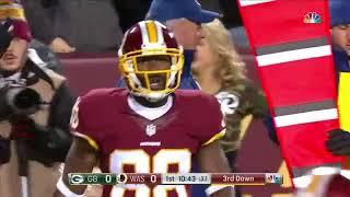 2016 - Packers @ Redskins Week 11 SNF