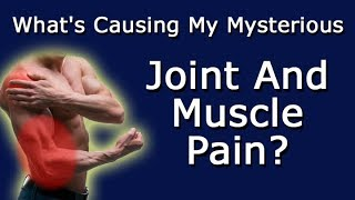 What S Causing My Mysterious Joint And Muscle Pain