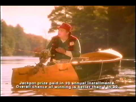"""CT Lottery Commercial -- Lotto """"Misspent Youth"""""""