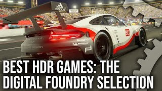 [4k Hdr] Best Hdr Games For Ps4/xbox One   The Digital Foundry Selection
