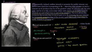 Adam Smith i narodziny ekonomii