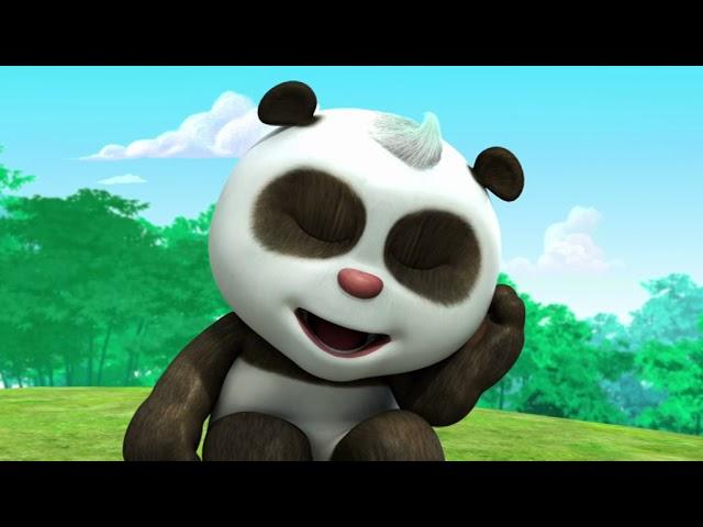 Krtek a panda epizoda 19 - Strom s knedlíčky