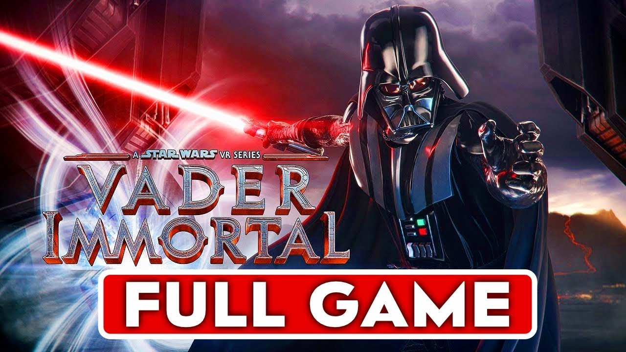 Download STAR WARS VADER IMMORTAL Gameplay Walkthrough Part 1 FULL GAME [1080p HD PC VR] - No Commentary