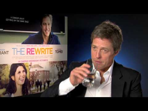 Hugh Grant interview: on Bridget Jones 3 and The Rewrite