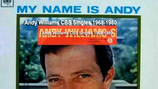 andy williams-19  CBS singles 1967-1980