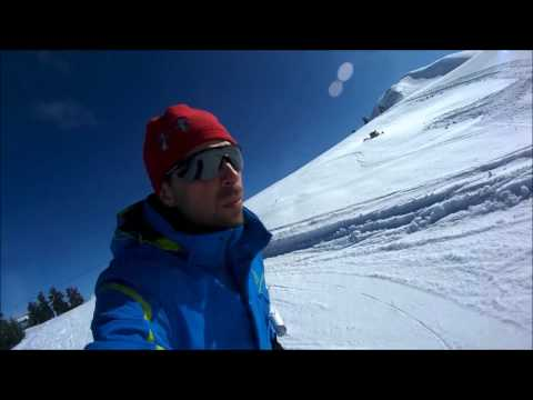 Winter Sports - Downhill skiing in Greece 2017
