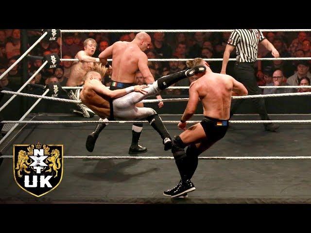 FULL MATCH - Aichner & Barthel vs. Andrews & Webster: NXT UK, Jan. 16, 2019