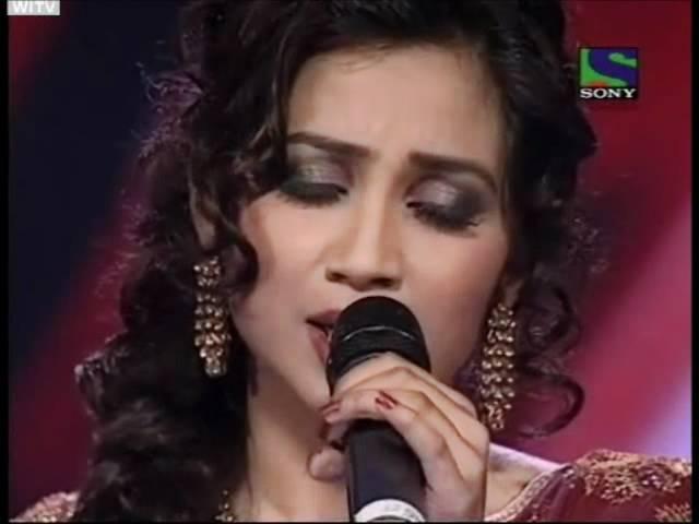 Xfactor Shreya Ghoshal Singing Lag Ja Gale Chords Chordify