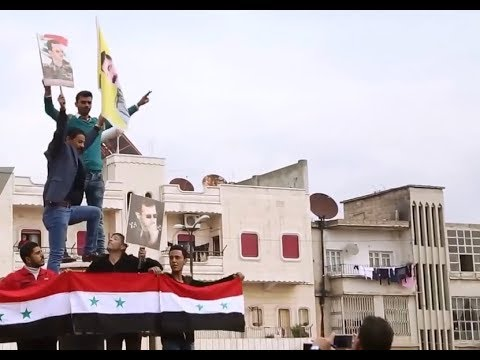 News updates from the Aleppo province February 23rd 2018 Syria