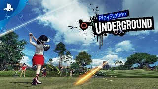 Let's Play Everybody's Golf with Shu | PlayStation Underground