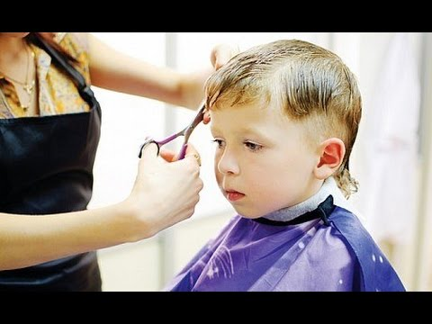 Kids Haircut New Style 2017 For Boys Girls