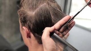 BED HEAD for Men by TIGI | Step-by-Step | London – Look: The Chelsea