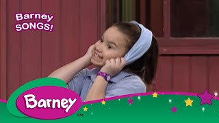 Barney|Get SILLY|SONGS