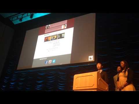 #ThisIsGRIT White House Datapalooza Presentation