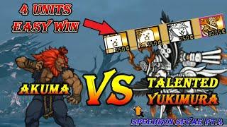 The Battle Cats - New Challenger (vs Akuma)    Sekia Goshoha/ Master of the Fist SFVAE collaboration
