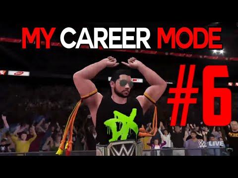 WWE 2K16 - MY CAREER MODE - NEXT U.S CHAMP? - EPISODE 6