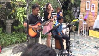 Ikaw by Regine Velasquez cover by Crossover Band