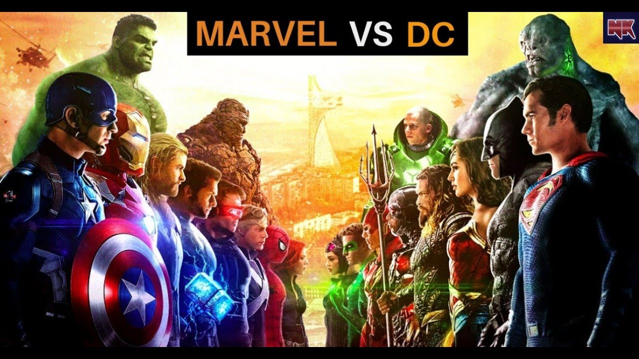 Download Avengers vs Justice League Civil War | Marvel Vs DC Comics Civil War Epic Movie | Sarcastic Noor