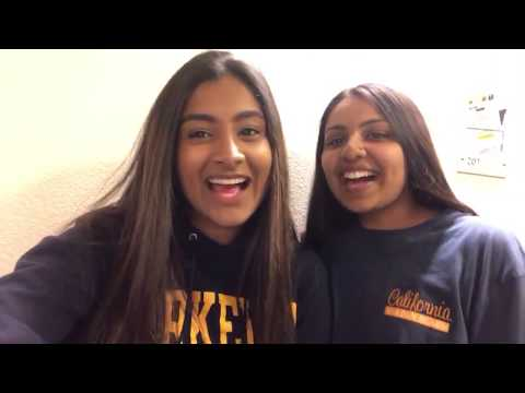 UC BERKELEY MINI SUITE ROOM TOUR