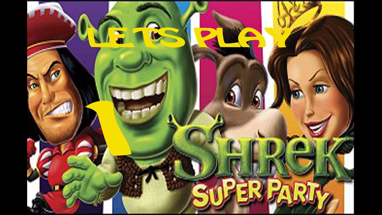 Shrek Spiel