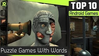Best Android games 2018:  Best Android Puzzle & Word Games