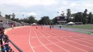 Janna Gandy-Rice in 100m Prelim Thumbnail