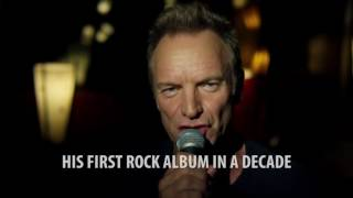 "Sting ""57th & 9th"" Album CM [HD]"