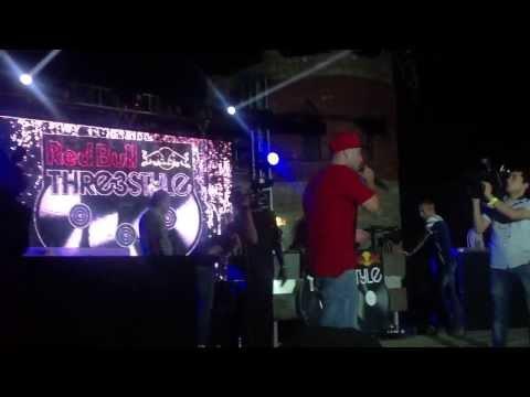 DJ Q BERT & MC FAME @ REDBULL3STYLE AZERBAIJAN, BAKU 2013