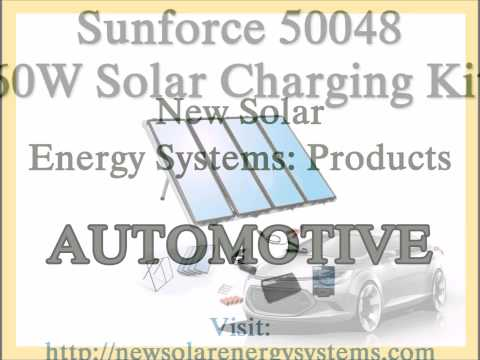 New Solar Energy System