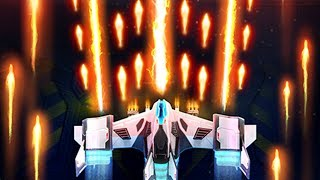 Air Fighter Galaxy Wars Gameplay | Android Action Game