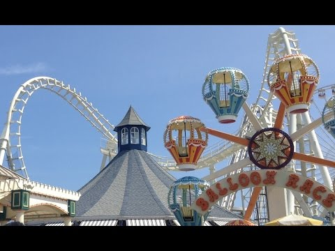 Morey's Piers Review HD Wildwood, New Jersey