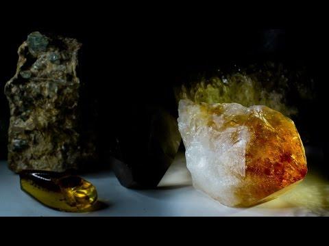 Как отличить натуральный цитрин от гретого цитрина