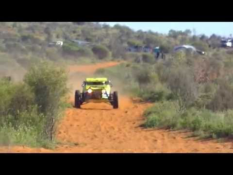 2014 Finke Desert Race  Chris Browning