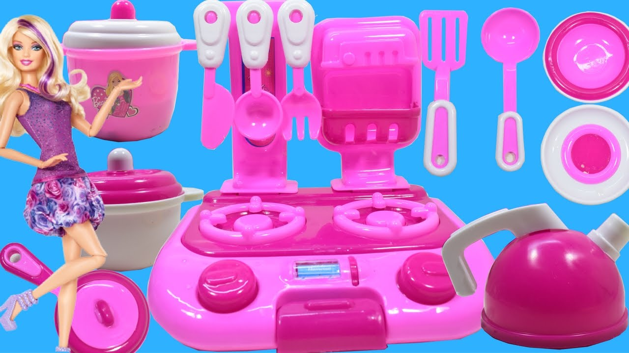 Cooking Toys For Kids Toy Kitchen Set Cooking Playset