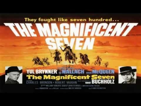 Banda Sonora | The Magnificent Seven (1960), John Sturges