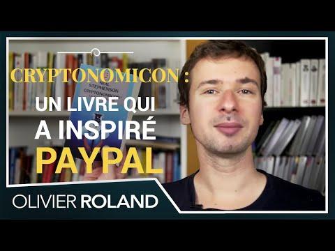 Le livre OBLIGATOIRE à Paypal : le Cryptonomicon de Neal Stephenson