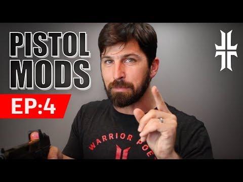 Pistol Mods - 2 Simple Upgrades