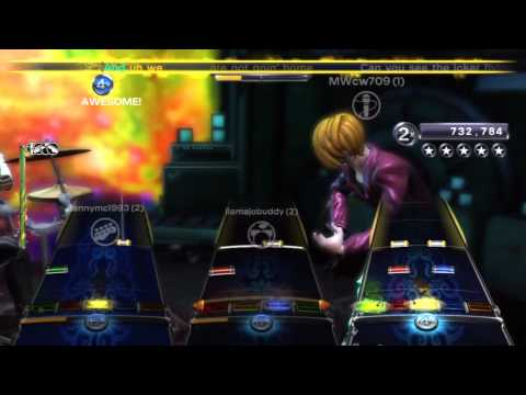 Joker and the Thief by Wolfmother Full Band FC #873