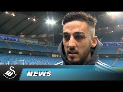 Swans TV - Reaction: Taylor on Man City