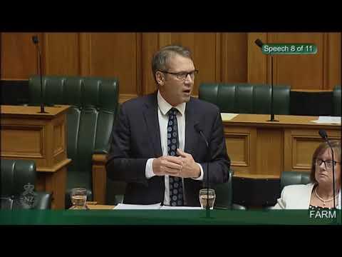 Farm Debt Mediation Bill – First Reading – Video 8