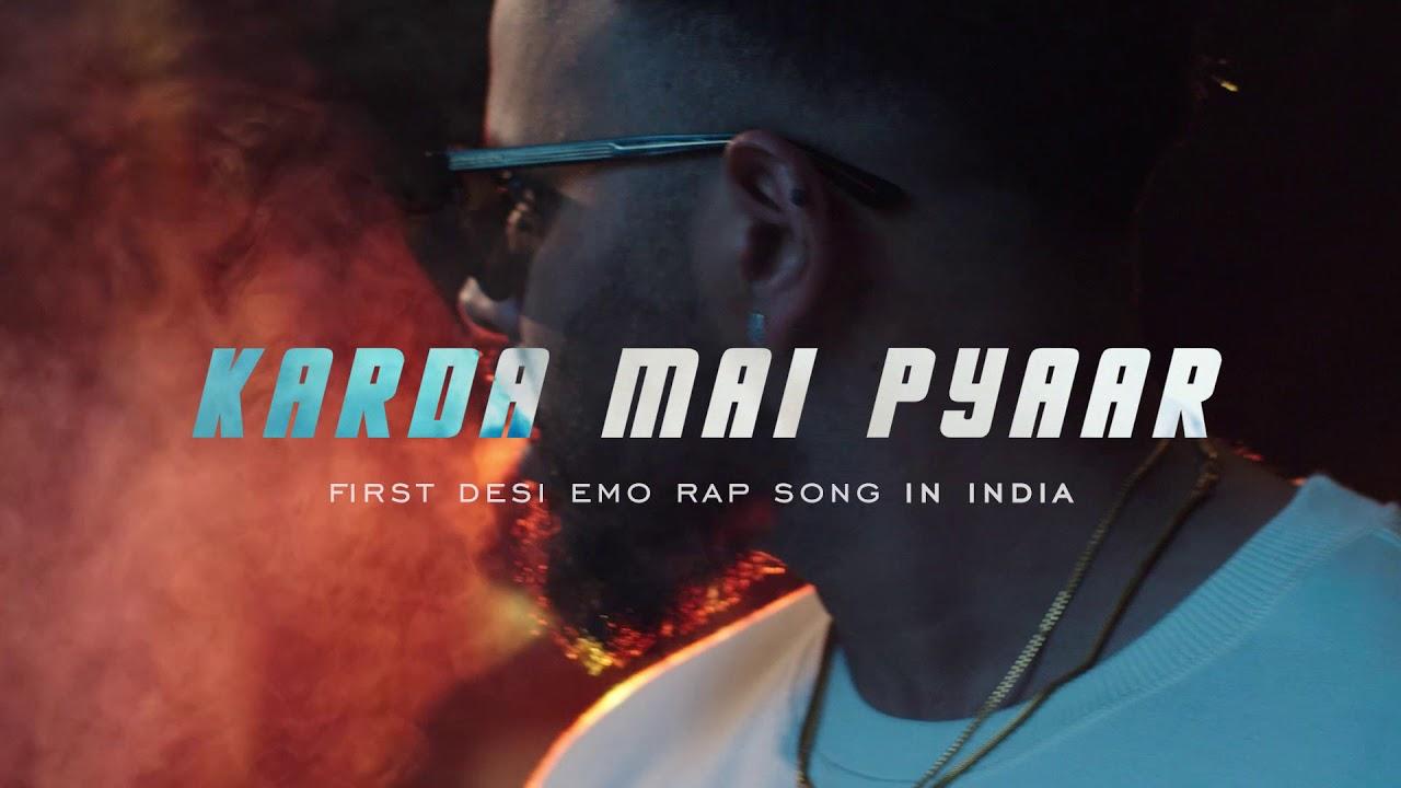 KARDA MAI PYAAR | Official Teaser | JAVAS | First Desi Hindi Emo Rap 2020 | New Hindi Rap Song 2020