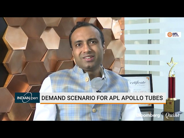 Demand Scenario For APL Apollo Tubes