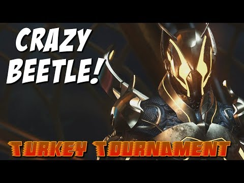 NEXT LEVEL BLUE BEETLE MIX UPS! | MYZTERY Vex vs ANBU Tigerz | Turkey Tournament Injustice 2