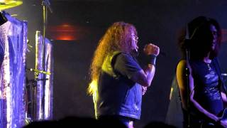 Testament Envy Life (Live) Starland Ballroom Nov 12th 2011.MOV