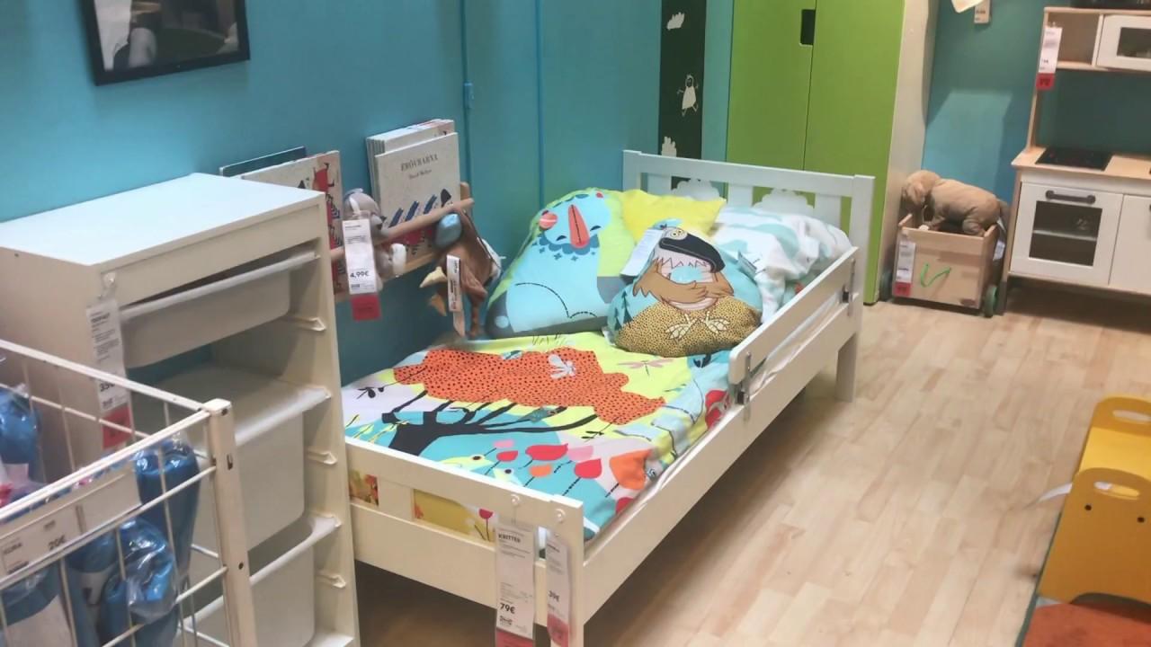 ikea magasin tour bebe enfant chambre jouets deco nouveautes youtube
