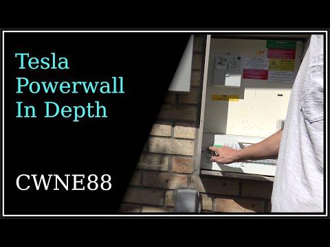 Tesla Powerwall In Depth