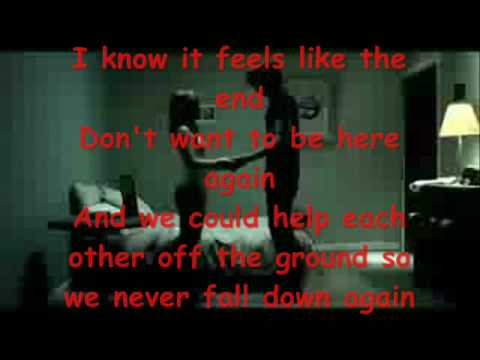 Tongue Tied - Faber Drive with lyrics