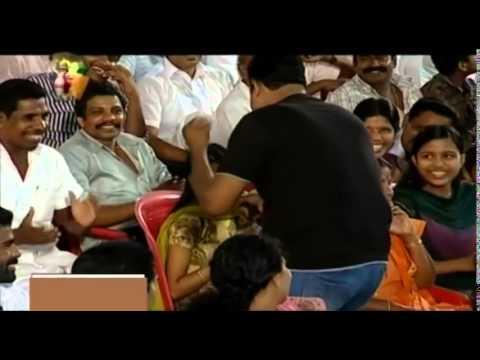 Onam Star Fiesta   Kalabhavan Mani sings Odanda