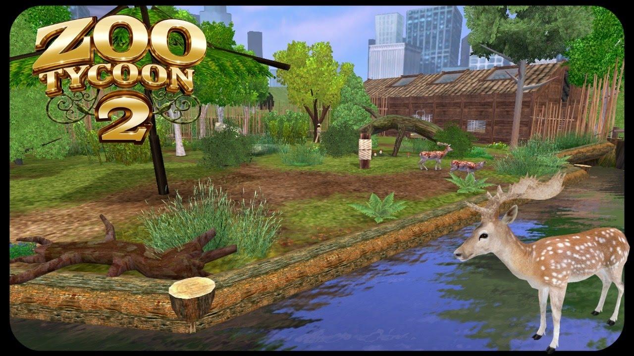 تحميل zoo tycoon 2