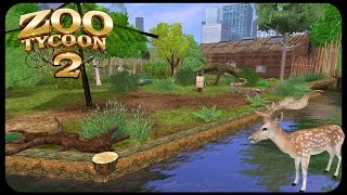 Animal Rescue Zoo | Zoo Tycoon 2 Ultimate Collection Zoo Buildling
